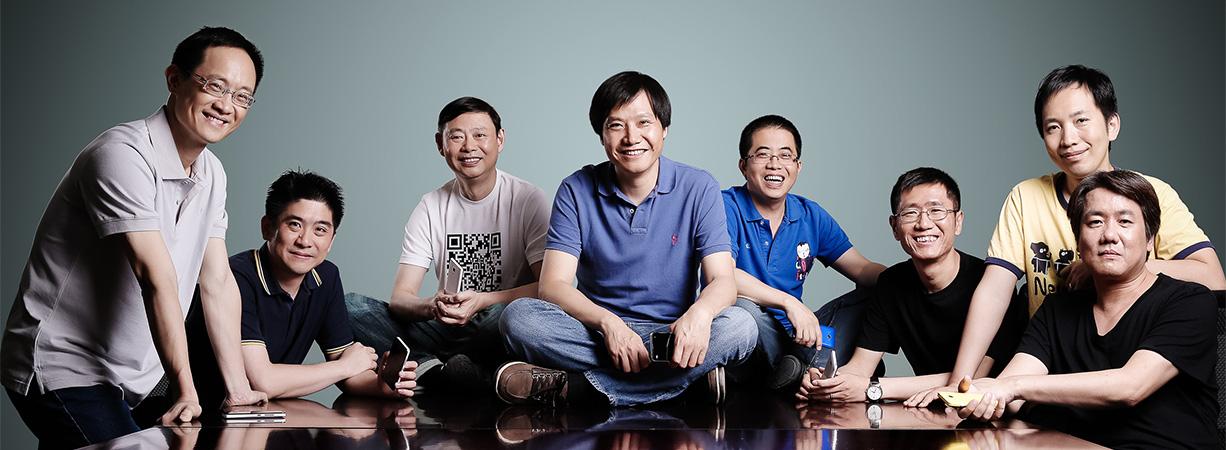 王川加入小米科技图片